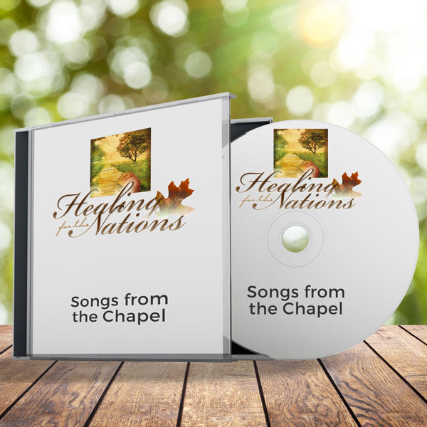 Songs from the Chapel audio CD